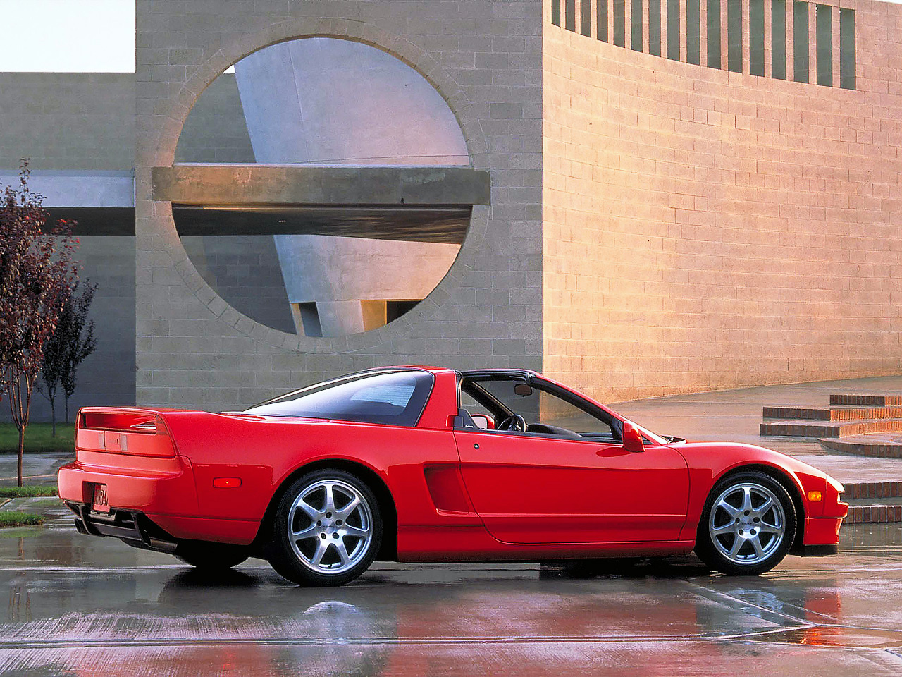 Honda NSX effect 25 years after the original - Drive