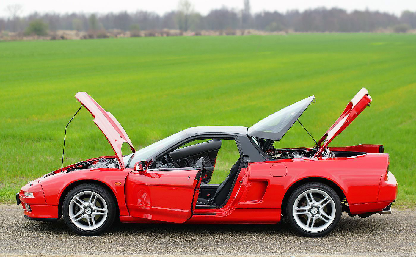 Honda Nsx Effect 25 Years After The Original Drive