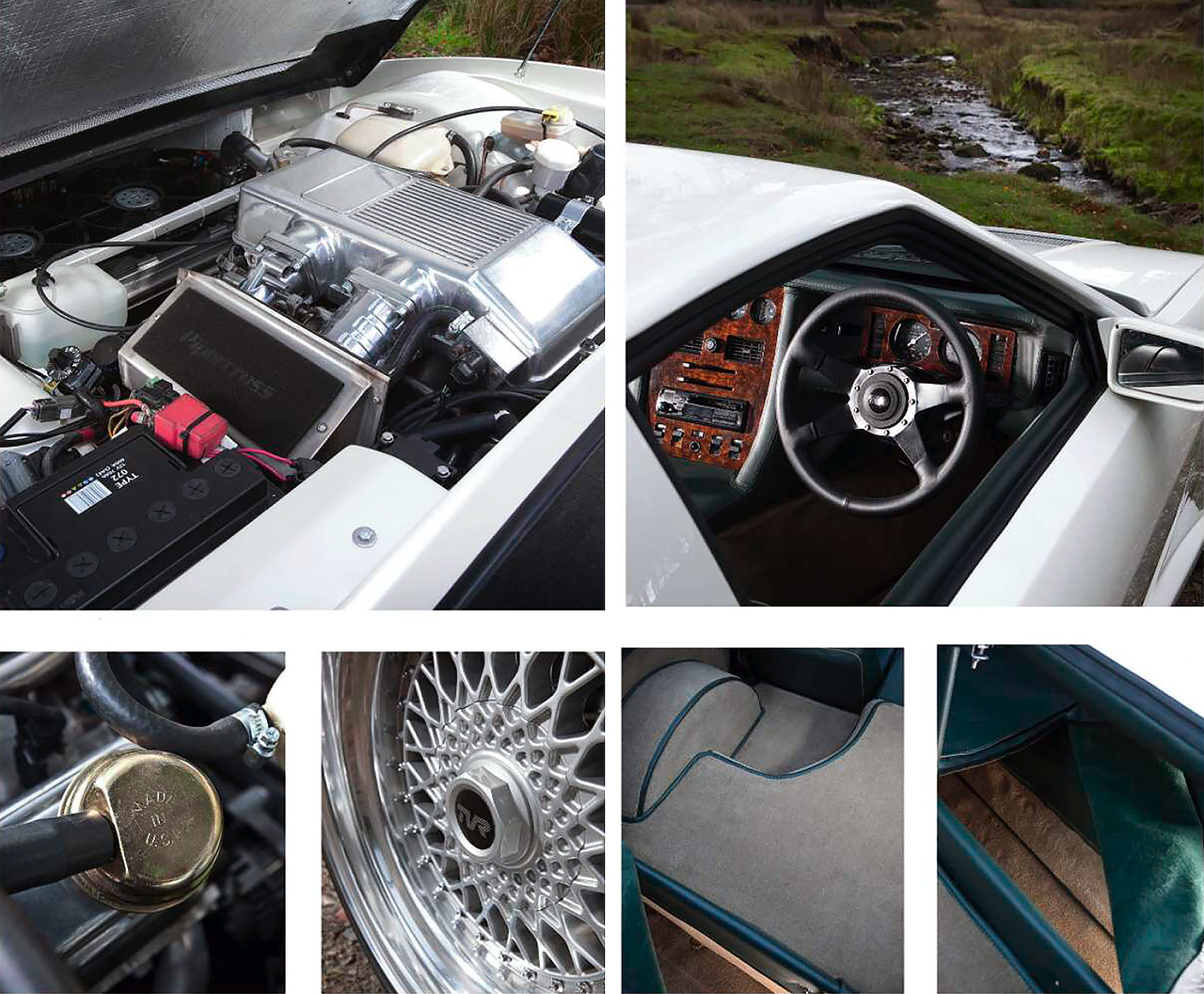 TVR White Elephant road test - Drive