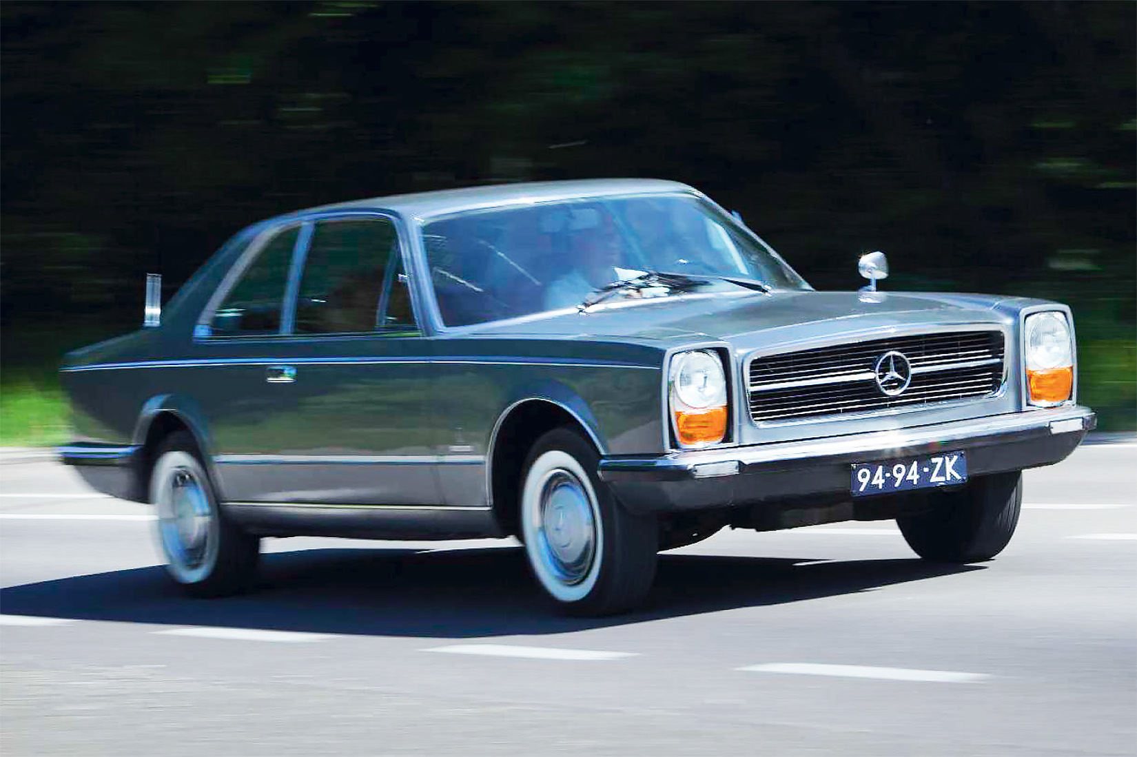 What Others Paid For Car >> Mercedes-Benz 300 SEL 6.3 Pininfarina Coupe - Drive