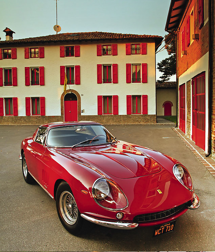 Steve McQueen's Ferrari dream drive of the King of Cool's sublime 275GTB/4