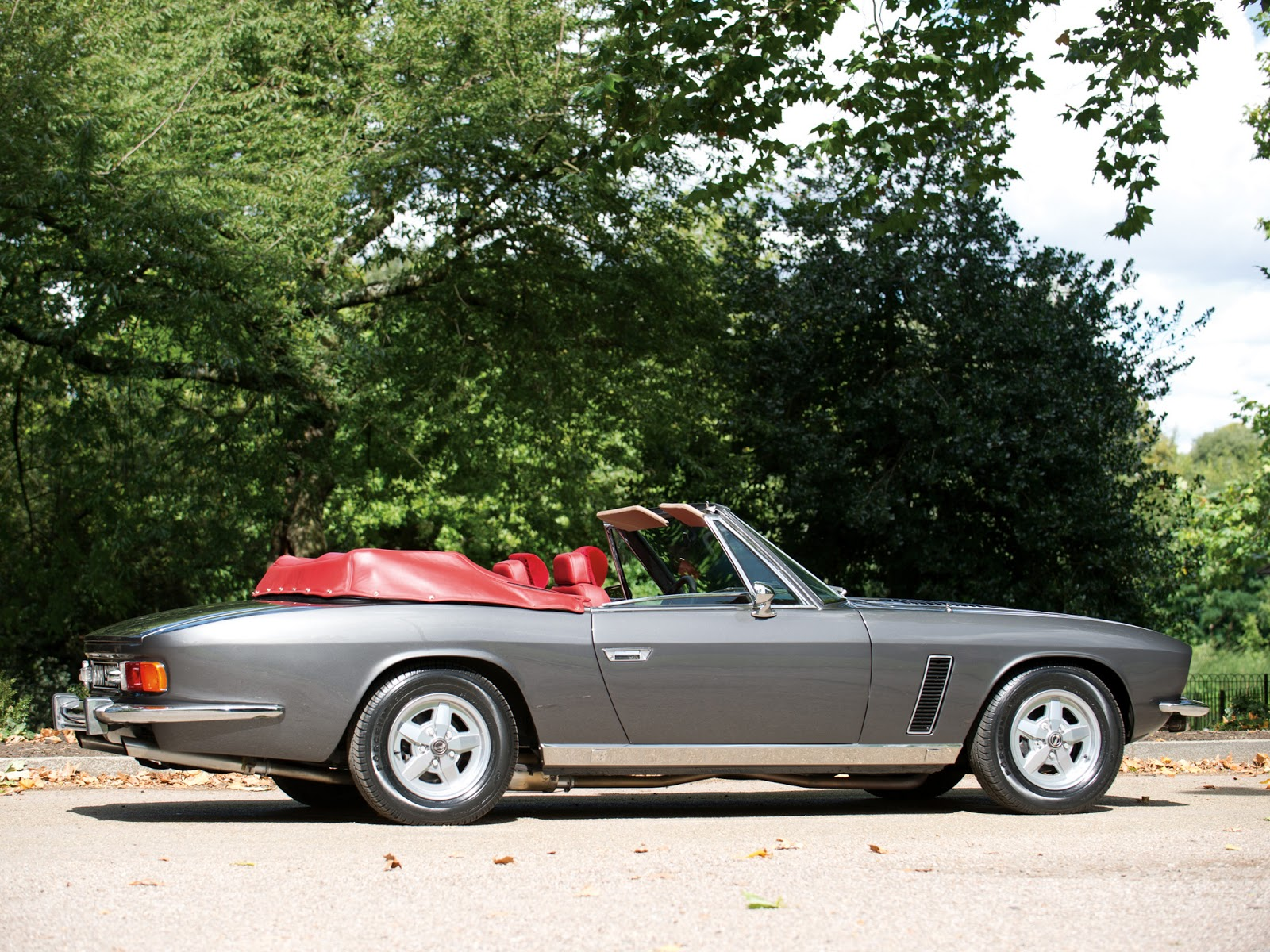 1974-Jensen-Interceptor-III-convertible-7.2-04 Interesting Tvr Griffith 500 Ignition Timing Cars Trend