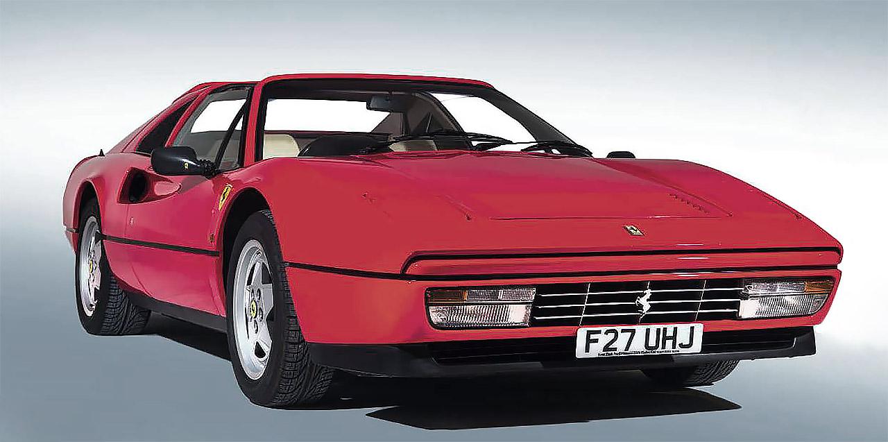 Ferrari 308 And 328 Drive Fuse Box