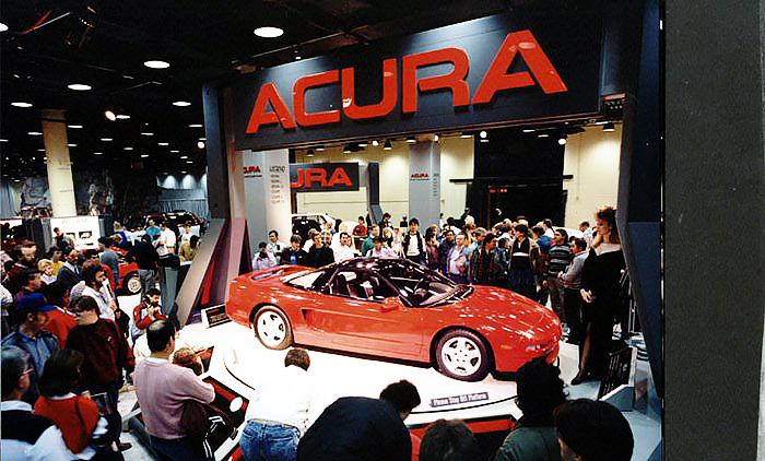 The Honda NSX effect 25 years after the original, a classic gets reimagined. On the eve of the 1989 Chicago Auto Show, Honda executives showed the press a car called the New Sports experimental, or NS-X.