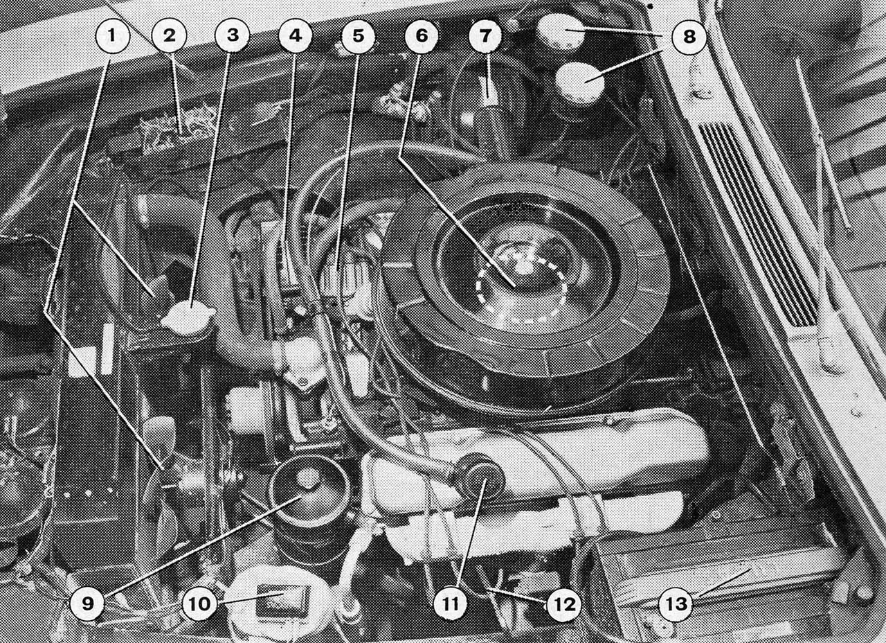 Road Test 1967 Jensen Interceptor Drive