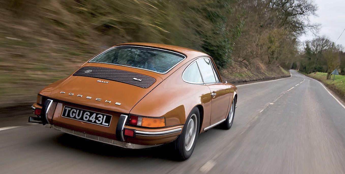 1973 Porsche 911 Group Test The Full S E T Drive
