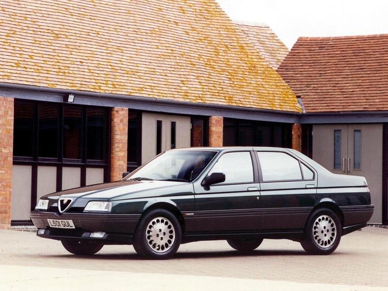 Alfa Romeo 164 3 0 V6 Super Vs Bmw 530i E34 And Volvo 850