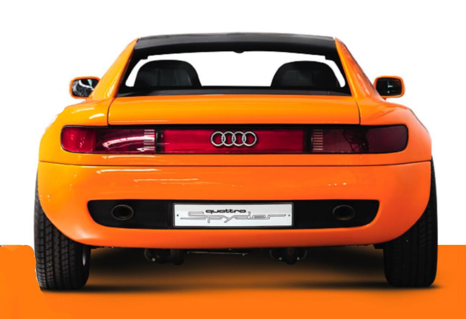 Audi Quattro Spider Drive