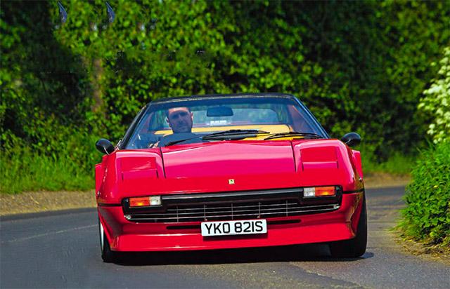 Mid Engined V8 Ferrari 308gts Ferrari 328gts And