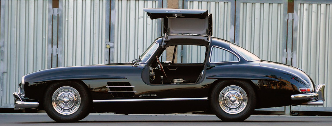 Mercedes-Benz 300SL Coupe W198