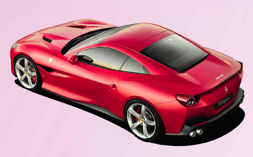 new ferrari 2018. simple 2018 new 199mph 22 roadster 2018 ferrari portofino inside new ferrari