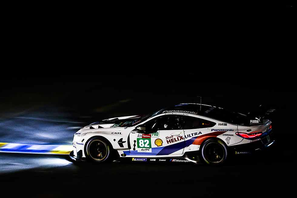 Mixed emotions at 2018 Le Mans pair of BMW M8 GTEs