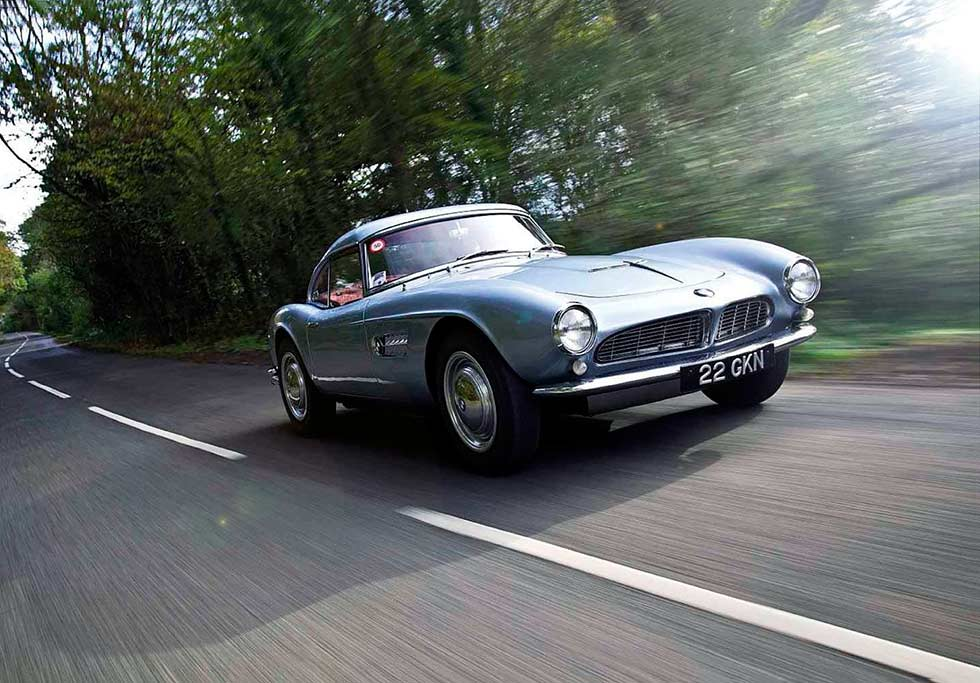 john surtees 1957 bmw 507 racing champion s personal favourite drive. Black Bedroom Furniture Sets. Home Design Ideas