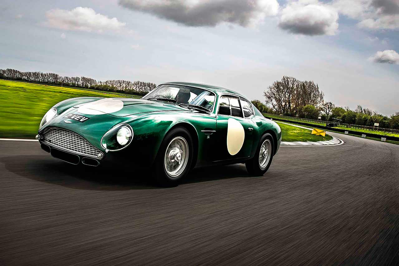1961 Aston Martin Db4 Gt Zagato Mp209 On Track In Heroic 2 Vev And Doug Nye Reveals Its Amazing History Drive