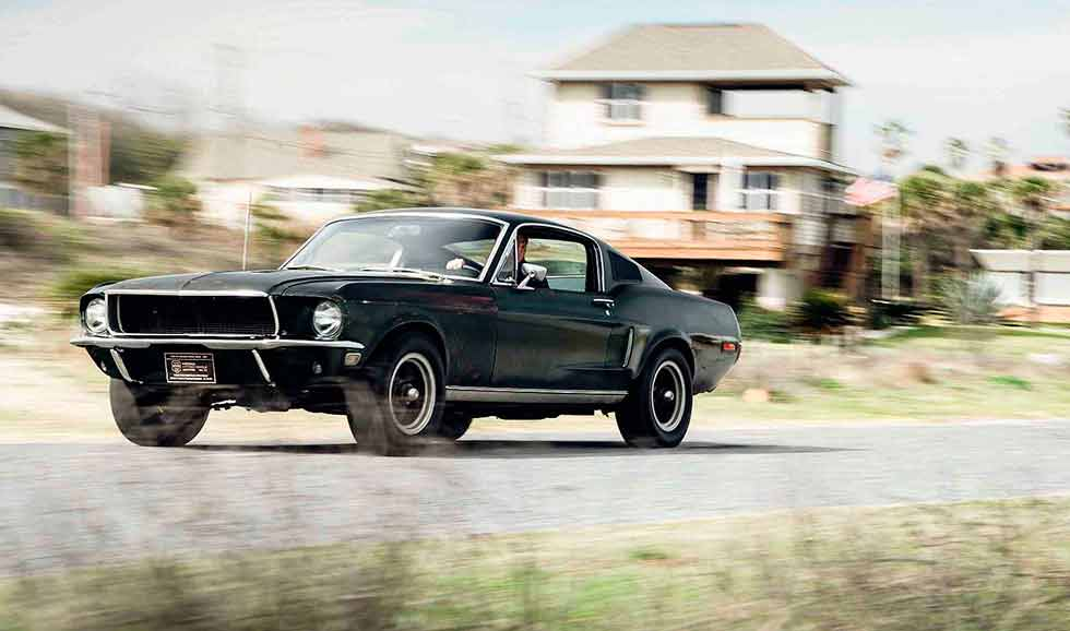 1968 Ford Mustang 390GT Fastback - driven