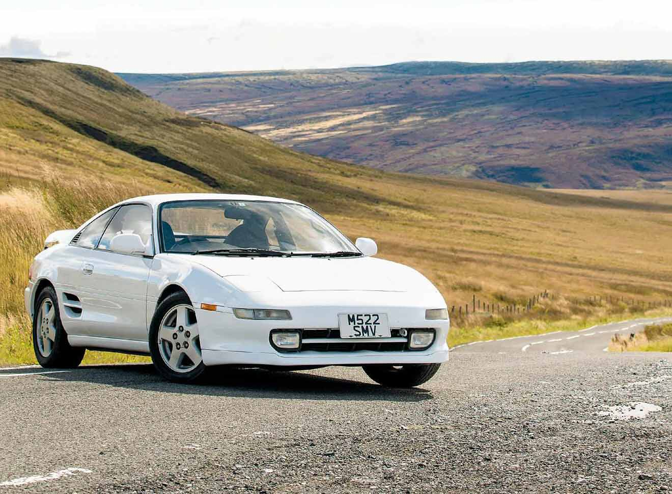 1994 Toyota Mr2 Turbo Mkii W20 Road Test Drive