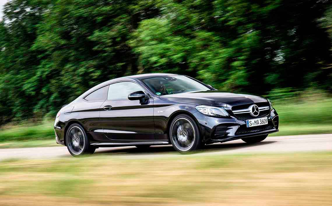 2019 Mercedes-AMG C43 4Matic Coupe C205 - Drive