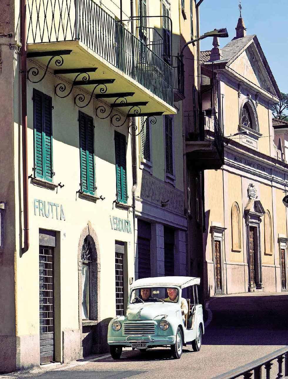1954 Fiat 500c Belvedere Spiaggina Drive 500 For Sale