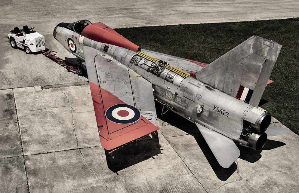 1965 English Electric / BAC Lightning T5