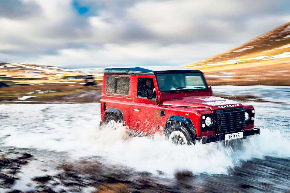Land Rover Defender is back with the fastest ever model - costing a whopping £150,000