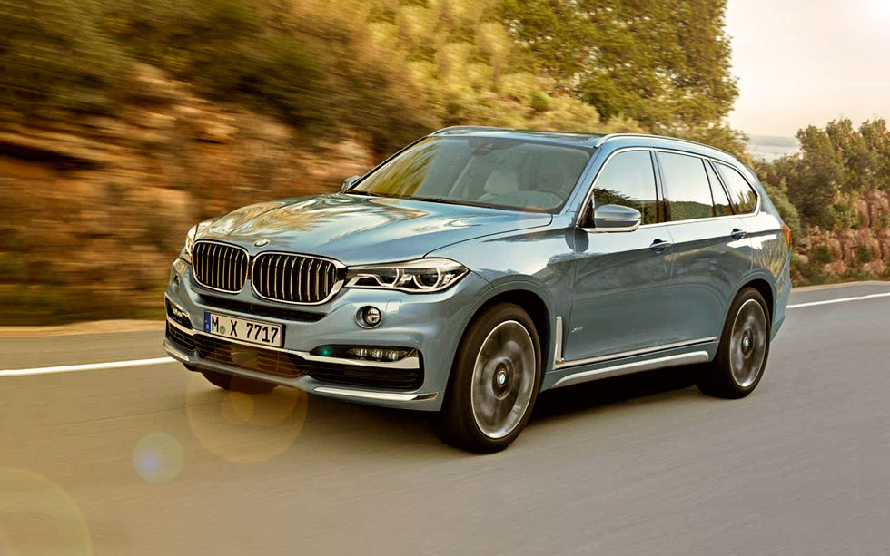 New 2019 Bmw X7 Gets Ever Closer Drive