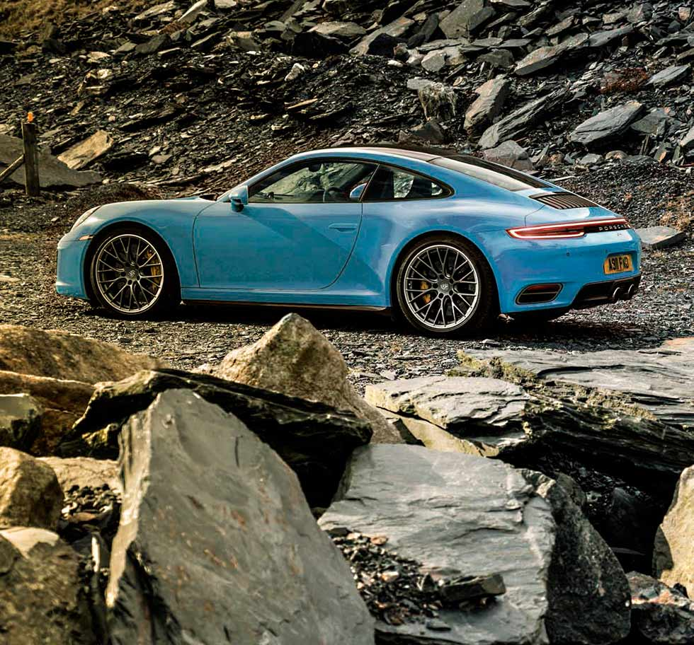 All New 2019 Porsche 911 992-Series Is Almost Ready