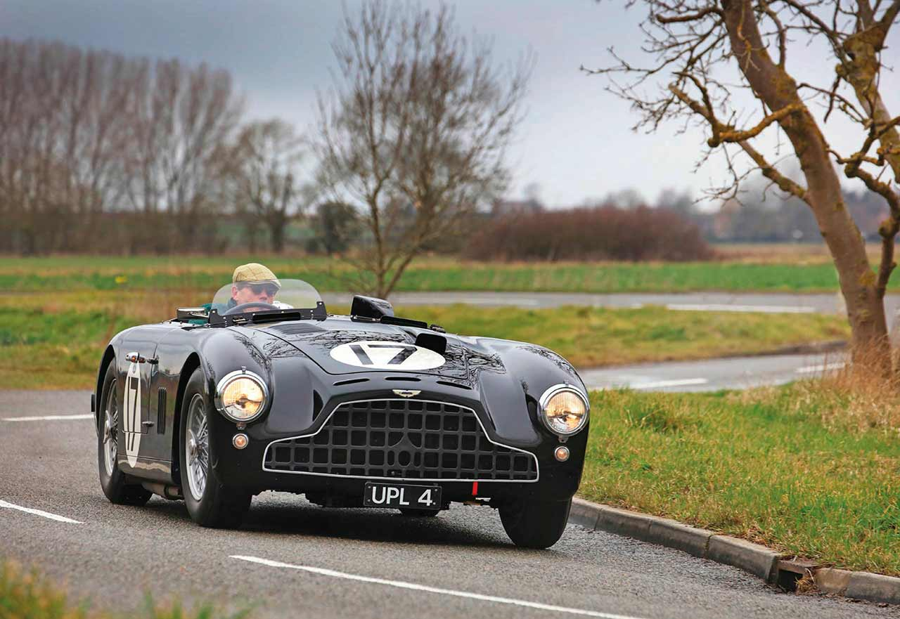 1952 Aston Martin DB3 #5