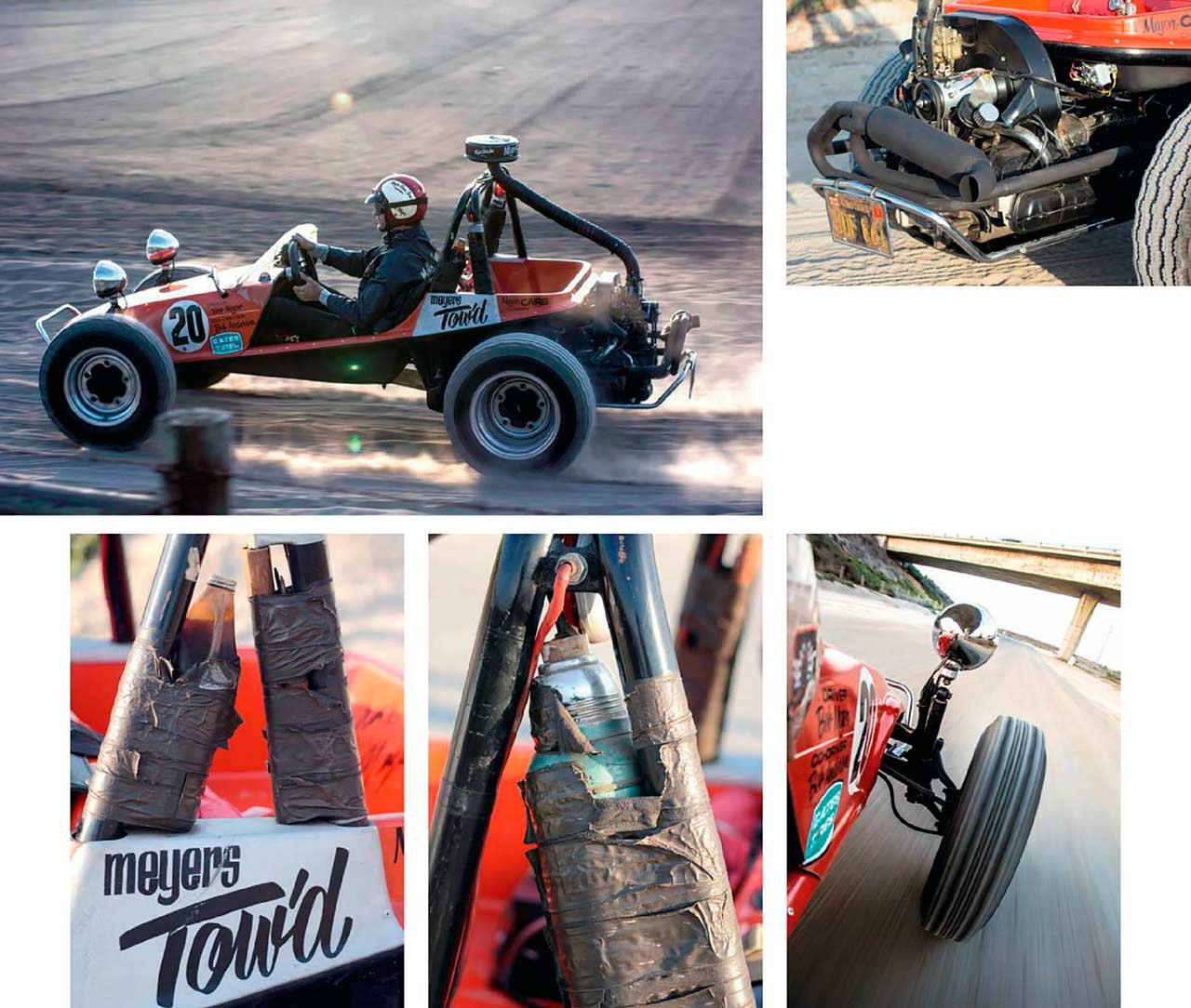 Meyers' Baja adventure 950 miles in a buggy! - Drive