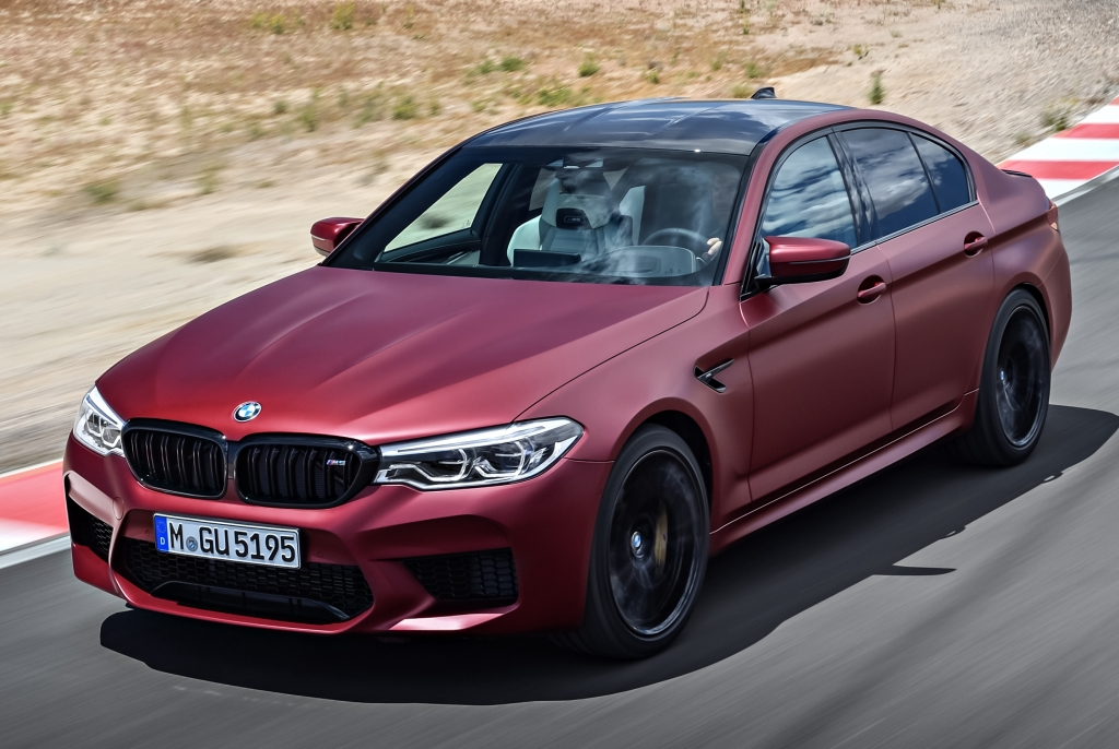 2018 Bmw M5 First Edition Worldwide F90 Results From 120