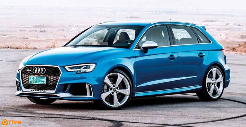2019 Audi S3 Rs3 Quattro Drive