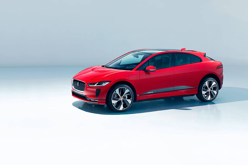 2019 Jaguar's I-Pace all-electric SUV finally revealed