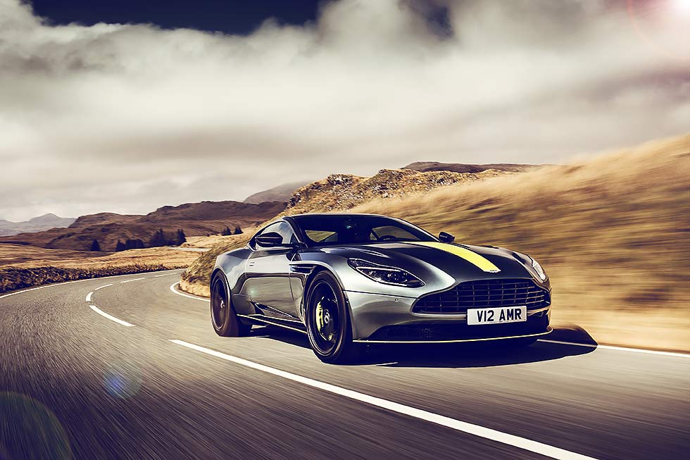 "2019 Aston Martin DB11 AMR ""Signature Edition"""