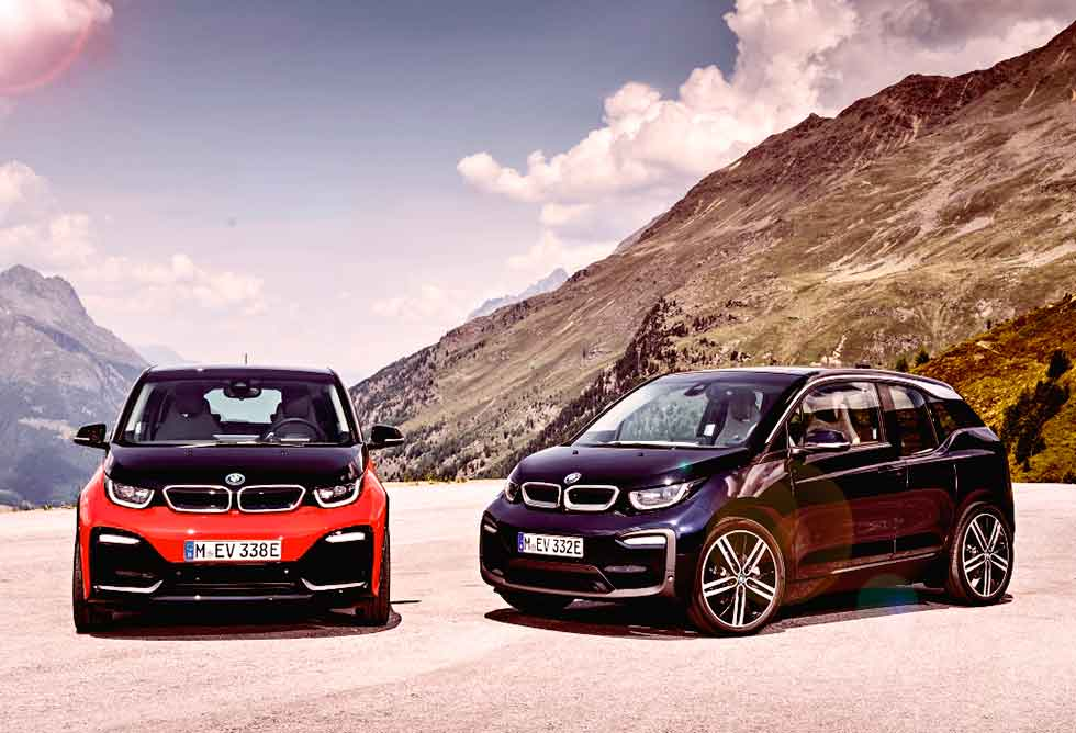 10,000 BMW i3s sold in UK