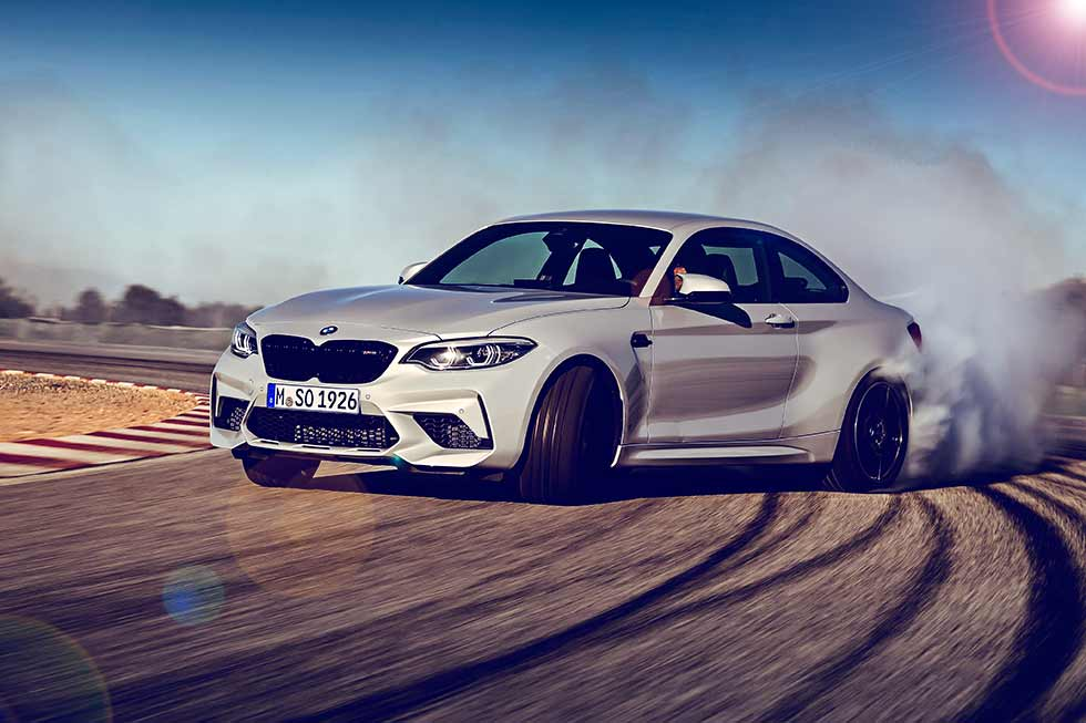 2019 BMW M2 Competition F87
