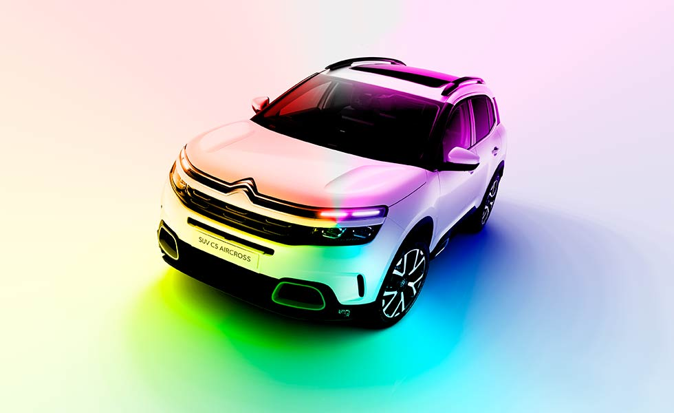2019 Citroën C5 Aircross all new SUV