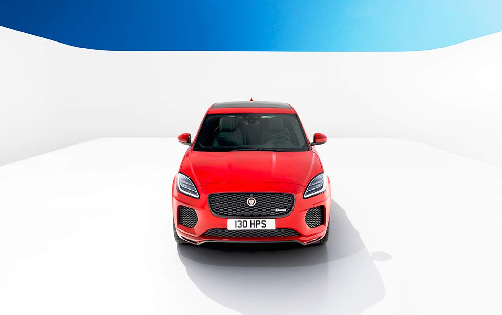 2019 Jaguar E-Pace expands connections