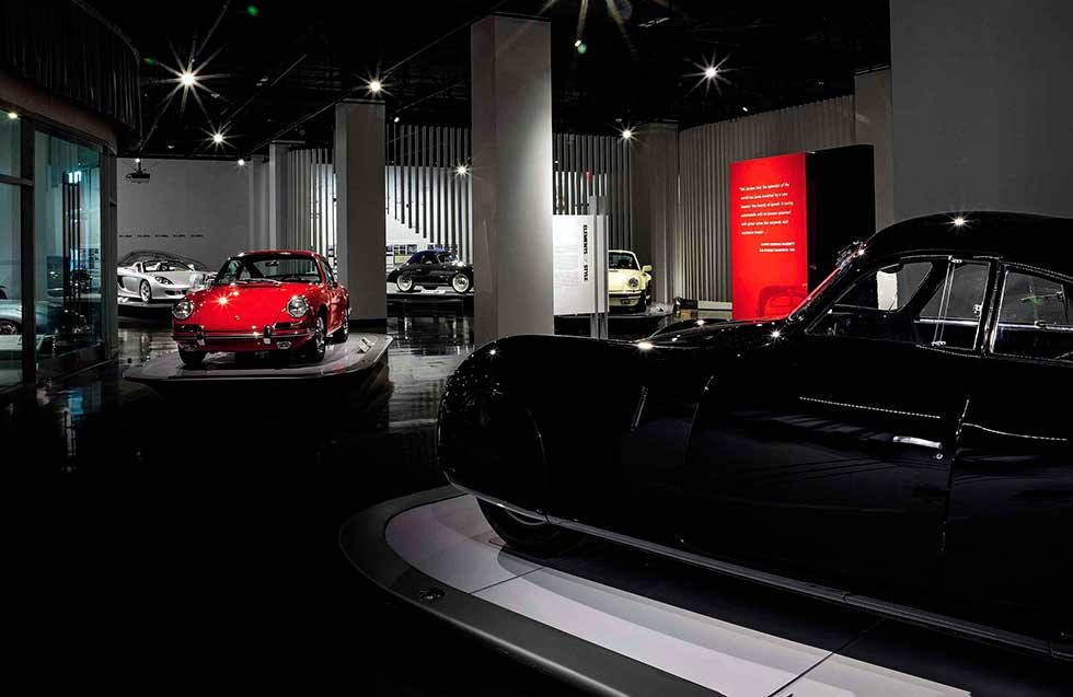 50 special cars to celebrate Porsche at 70
