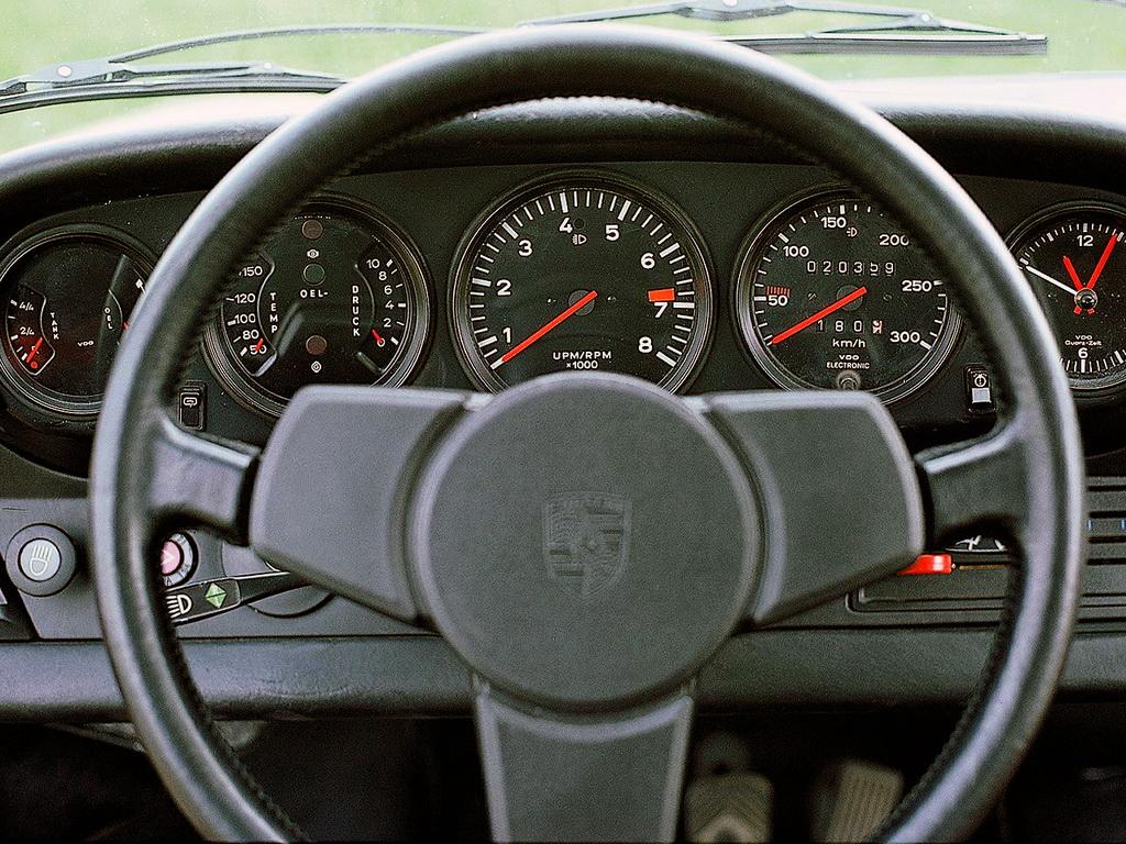 Porsche Panorama 1972