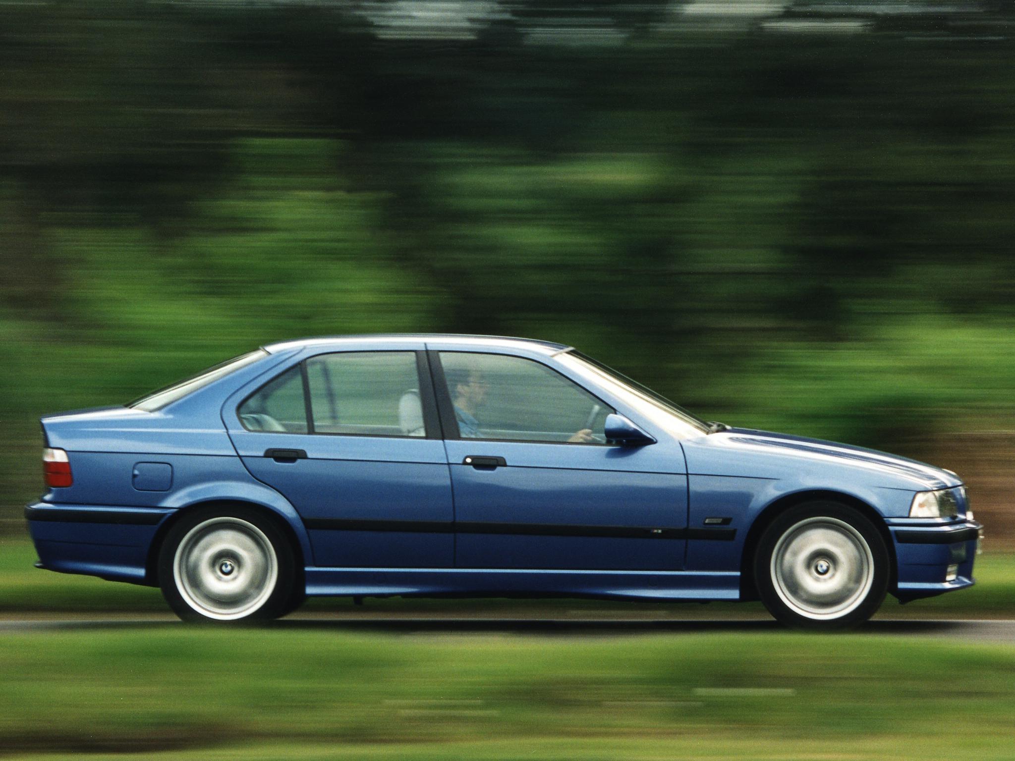 BMW M3 E36 road test - Drive