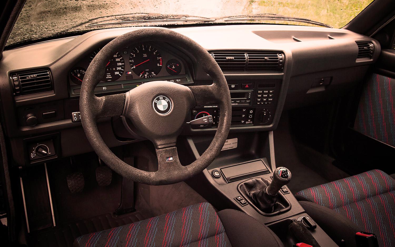 1988 BMW M3 Evolution E30 - Drive
