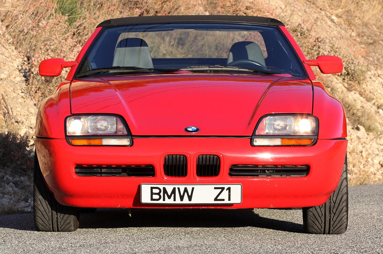 Bmw Z1 Drive