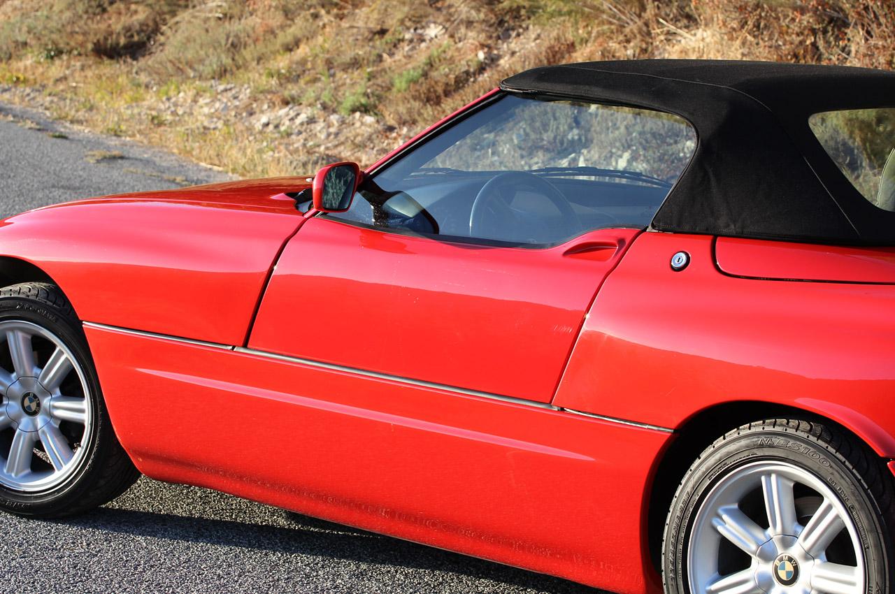 BMW Z1 - Drive
