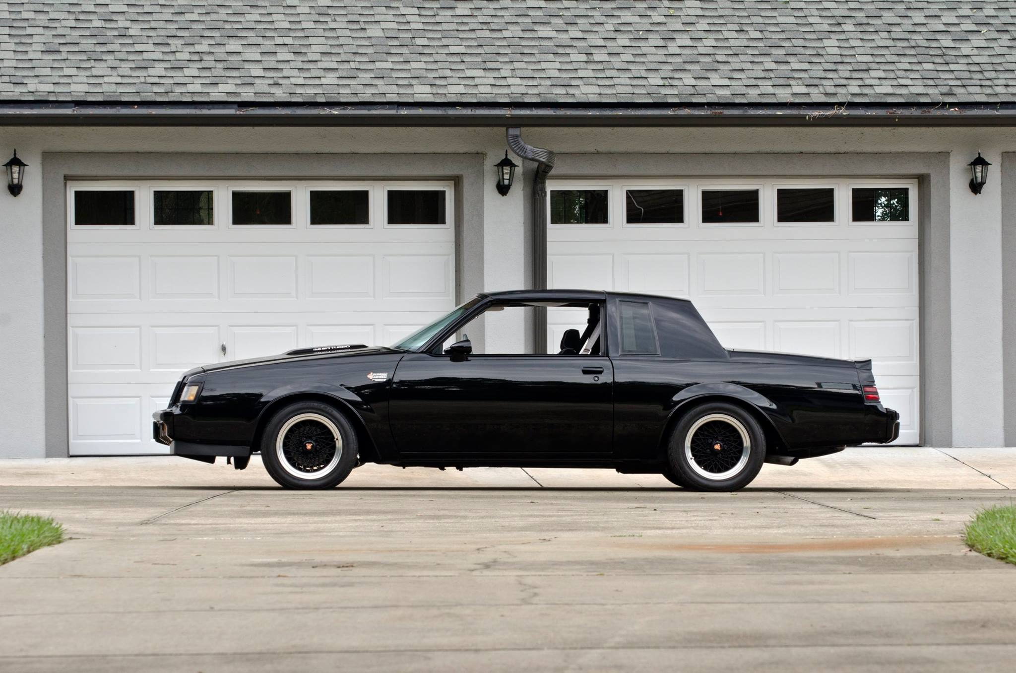 Buick Grand National Turbo Test-Drive - Drive