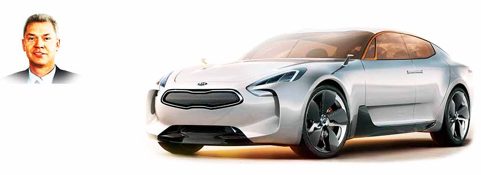 How Kia plans to build a sports car