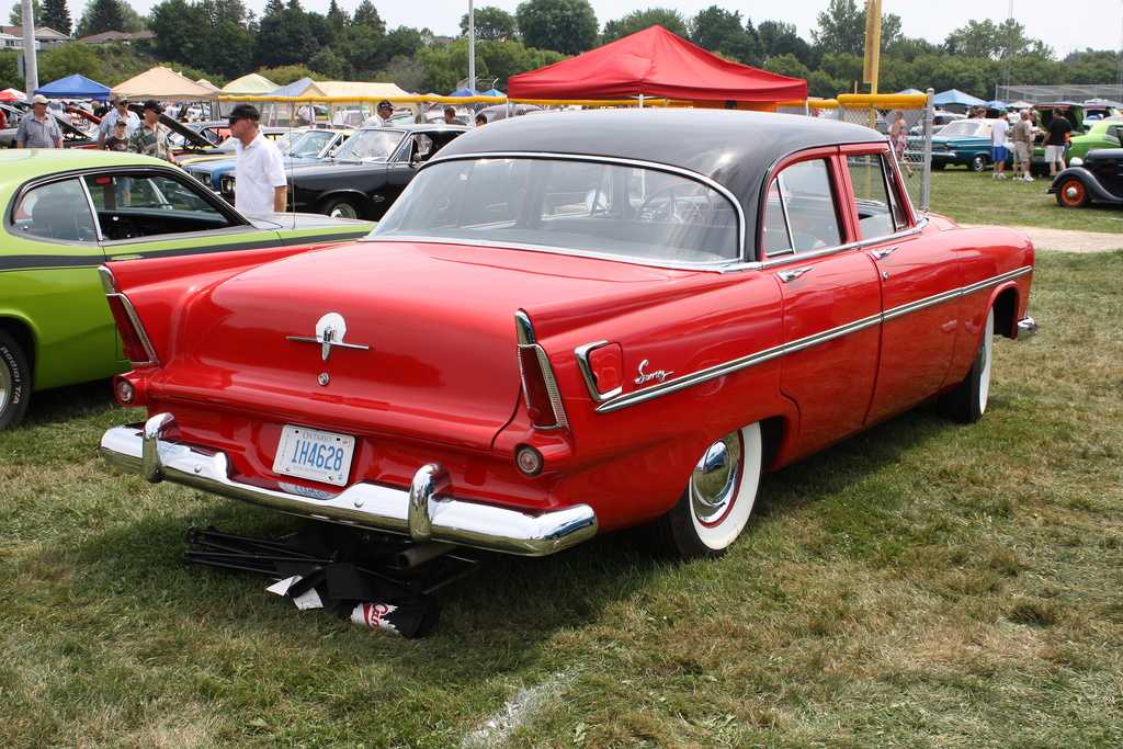 Plymouth Savoy 1956