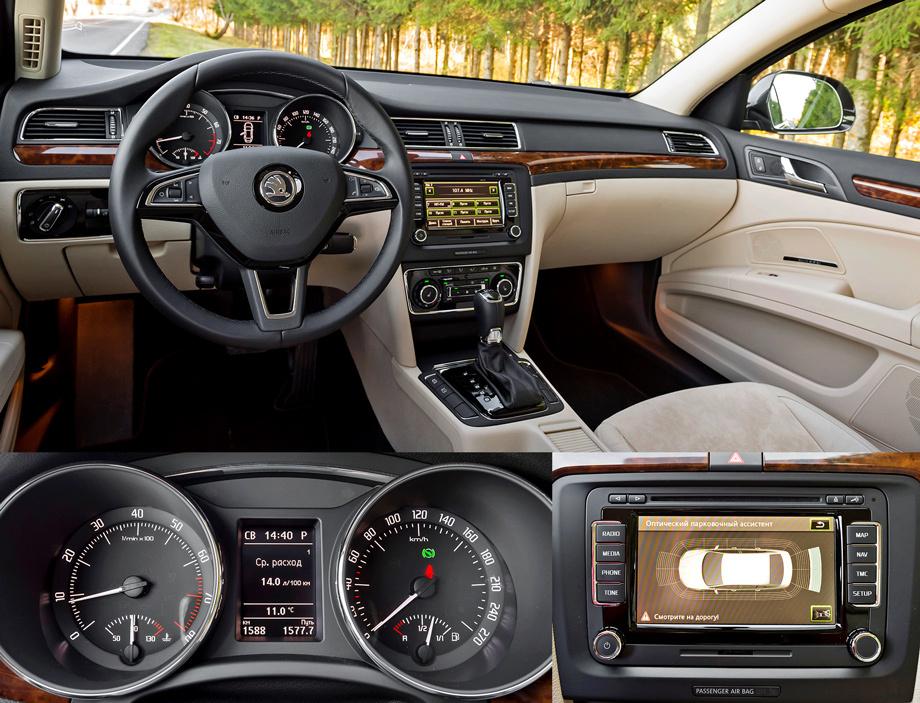 Skoda Superb Vs Toyota Camry And Mazda 6 Drive