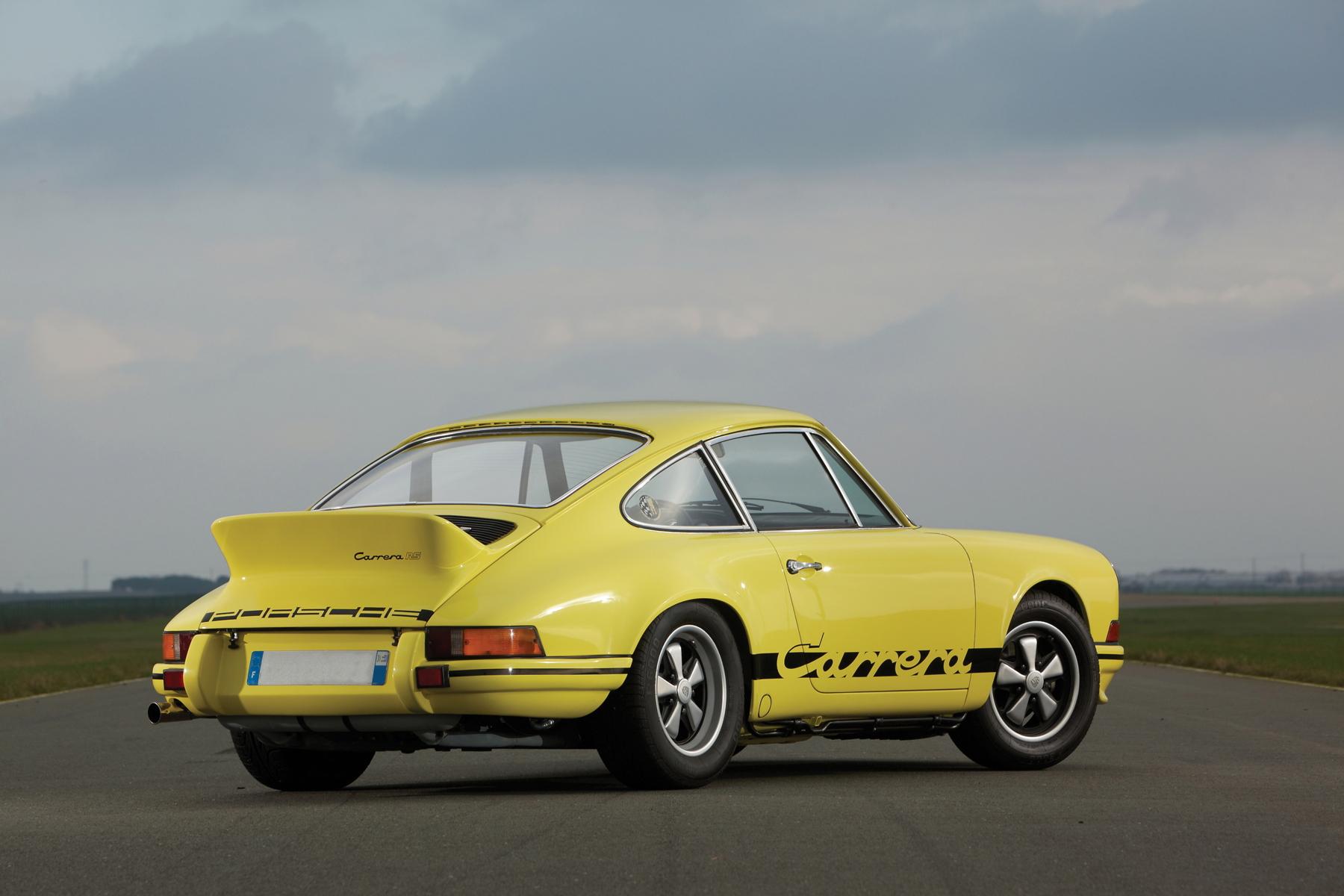 1973 porsche 911rs 2 7 coupe 1973 porsche 911rs 2 7 coupe