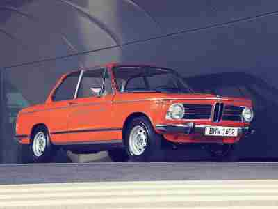 1969 BMW 1602 Electric E10
