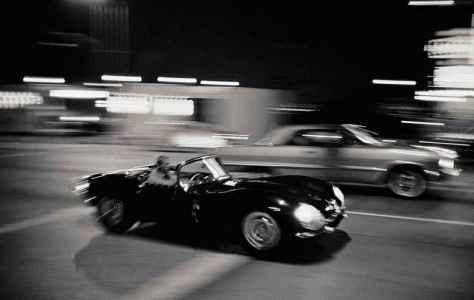McQueen Jaguar XKSS