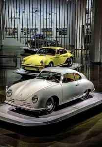 1949 Porsche 356 - 2 'Gmünd' Coupé and 1979 Porsche 911 Turbo Carrera